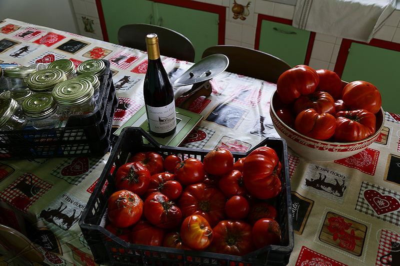 conserves de tomates blog de thomphotos. Black Bedroom Furniture Sets. Home Design Ideas