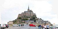 reportage bretagne 2011 mont saint michel archange or unesco panoramique panorama normand normandie breton architecture