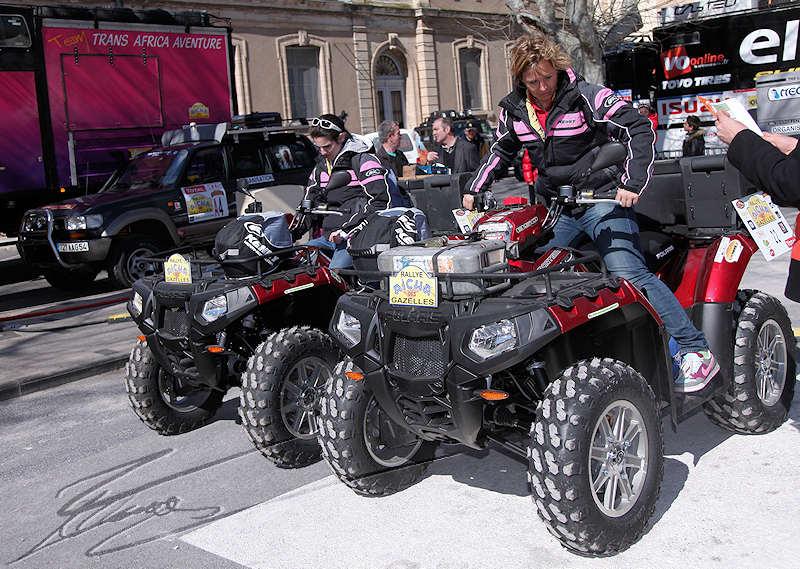 Rallye quad france