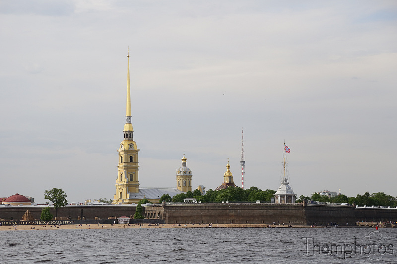 reportage photo 2018 russie saint petersbourg petrograd promenade bateau ship city ville architecture cathédrale saint pierre et paul